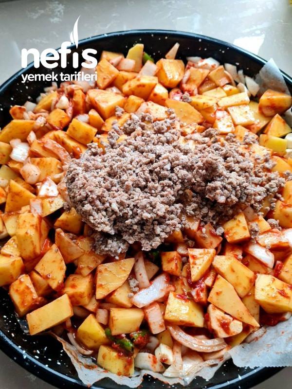 Patates Kebabi