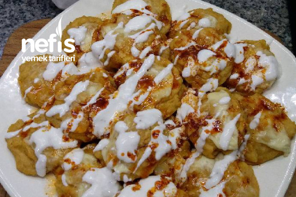 Patates Püresi (Patatesin Profiterol Hali)