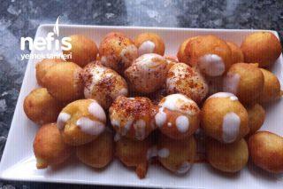Patates Topları (Hem Pratik Hem Lezzetli) Tarifi