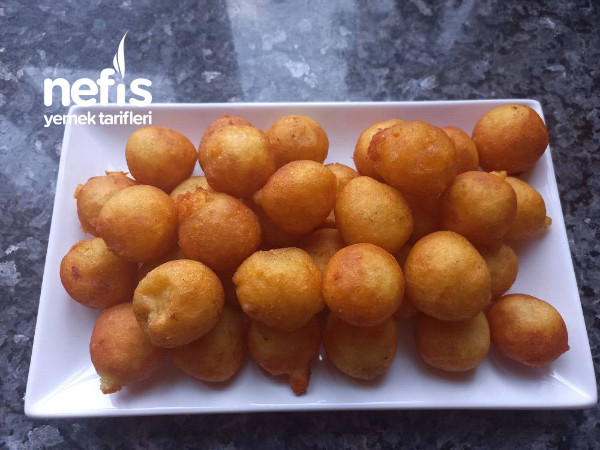 Patates Topları (Hem Pratik Hem Lezzetli)