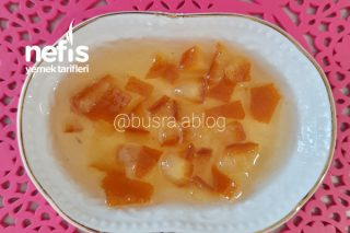 Portakal Reçeli ( Pratik ) Tarifi