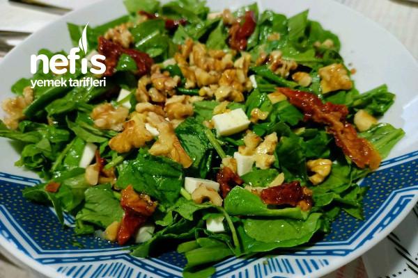 Roka Salatası Ekşi Sevenlere Özel