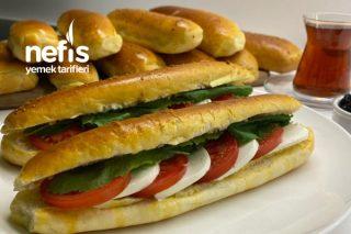 Sandviç Ekmeği Tarifi