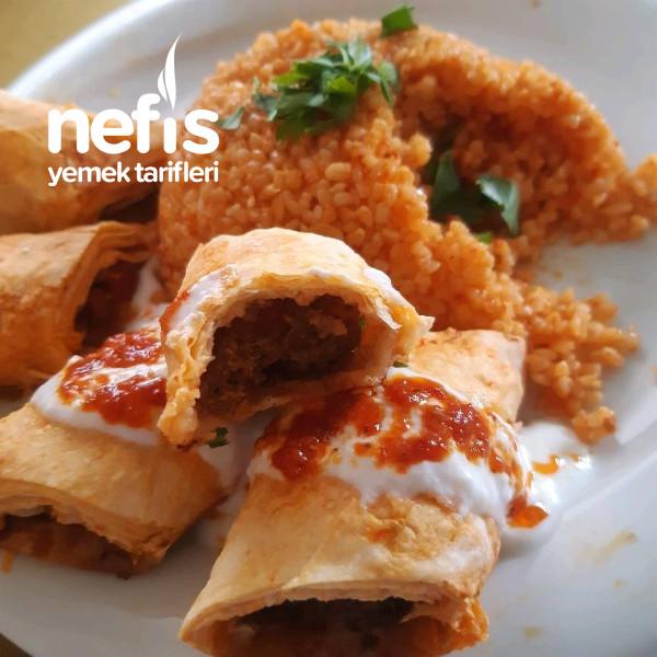 Beyti Kebabı (Sarma Kebab)