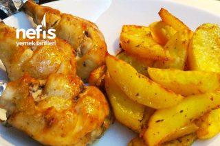 Fırında But Patates Çok Pratik Ve Çok Leziz Tarifi