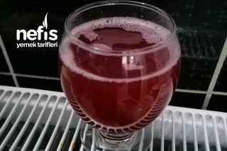 Kırmızı Erik Meyve Suyu Tarifi