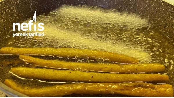 Meşhur Çıtır Patates Çubukları