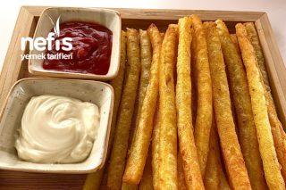 Meşhur Çıtır Patates Çubukları Tarifi