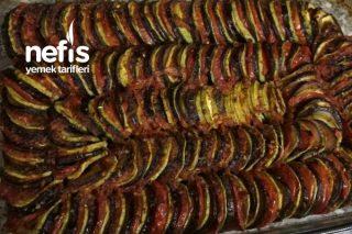 Ratatouille (Fransa'nın Geleneksel Yemeklerinden) Tarifi