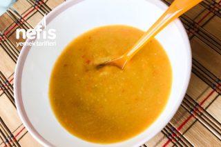 Sebze Çorbası +6 Tarifi