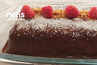 10 Dakikada Bisküvi Pastası Tarifi
