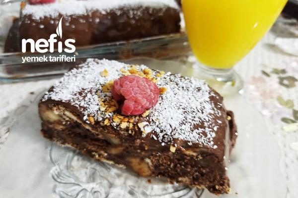 10 Dakikada Bisküvi Pastası