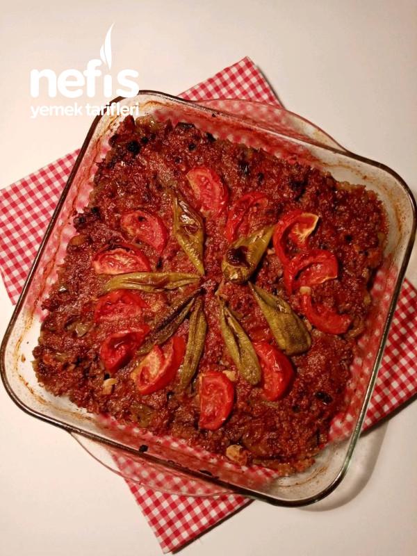 En Lezzetlisinden Patlıcan Musakka