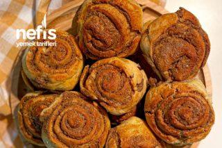 Haşhaşlı Roll Çörek Tarifi