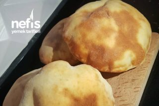 Pita (Gobit) Ekmeği Tarifi