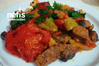Sebzeli Borcam Kebabı Tarifi