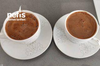Türk Kahvesi (2 Kişilik) Tarifi