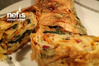 Üç Renkli Börek (Efsane Lezzet) Tarifi