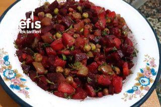 Vitamin Deposu Sebze Salatası Tarifi