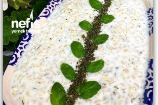 Yoğurtlu Bulgur/ Buğday Salatası Tarifi