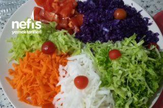 Arzu'nun Salatası Tarifi