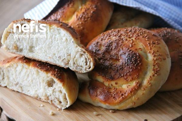 Çocuklarında Seveceği Cevizli Ekmek