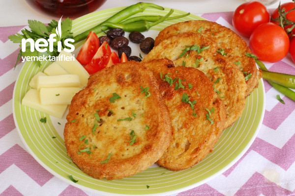 Her Kahvaltıda Yapmak İsteyeceksiniz! Ekmek Balığı (videolu) Tarifi