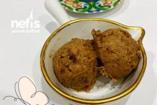 Fit Tahinli Dondurma Tarifi