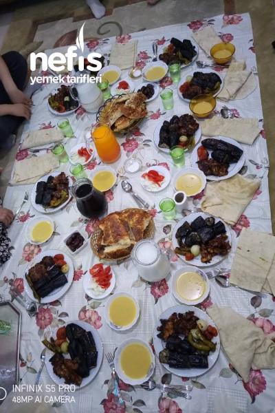 iftar menum 1
