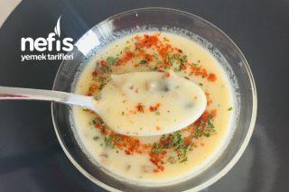 Mantar Çorbası (Terbiyeli Mantar Çorbası) Tarifi