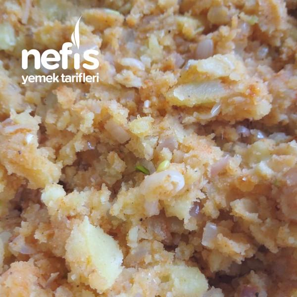 Patatesli Tahinli Yumuşacık Bir Börek