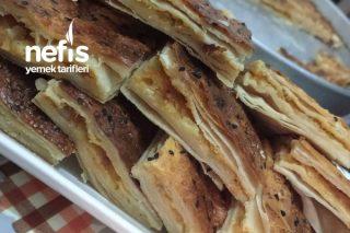 Patatesli Tahinli Yumuşacık Bir Börek Tarifi