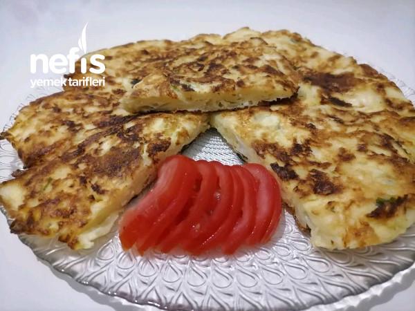 Peynirli Tava Böreği (Parçalanmış Yufkalardan 15 Dakikada Sofranızda)