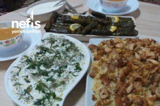 Ramazan 25. Gün Menüm Tarifi