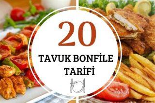 Tavuk Bonfile Yemekleri 20 Doyurucu Tarif Tarifi