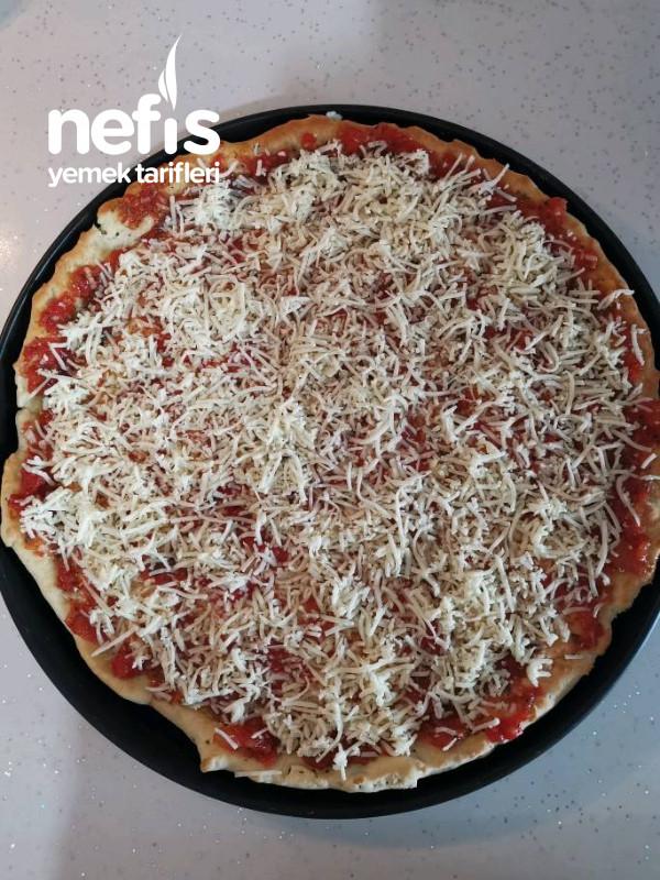 Büyük Boy Pizza