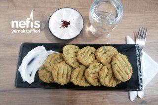 Fırında Falafel (Sağlıklı Beslenme) Tarifi