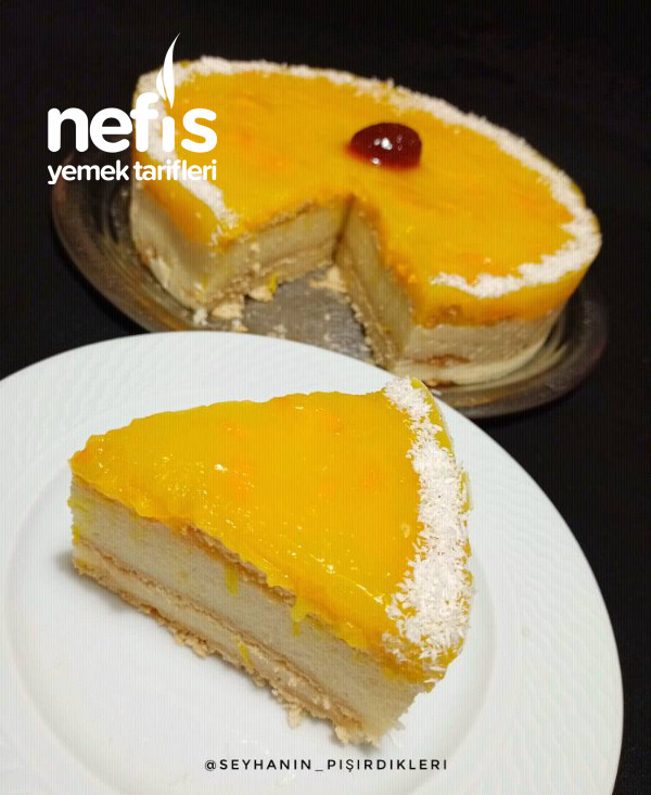 İrmik Tatlısı (Portakal Soslu )