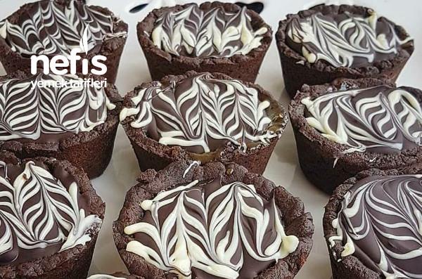 Karemelli Çikolatalı Tart