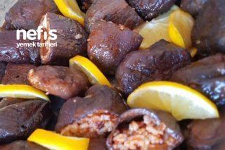 Kuru Patlıcan Dolması (Tam Ölçülü) Tarifi
