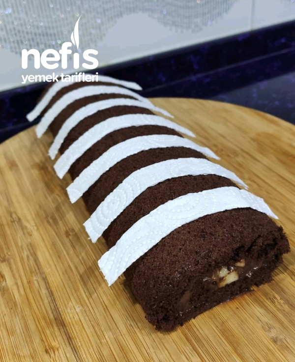 Nefis Bol Kakaolu Rulo Pasta