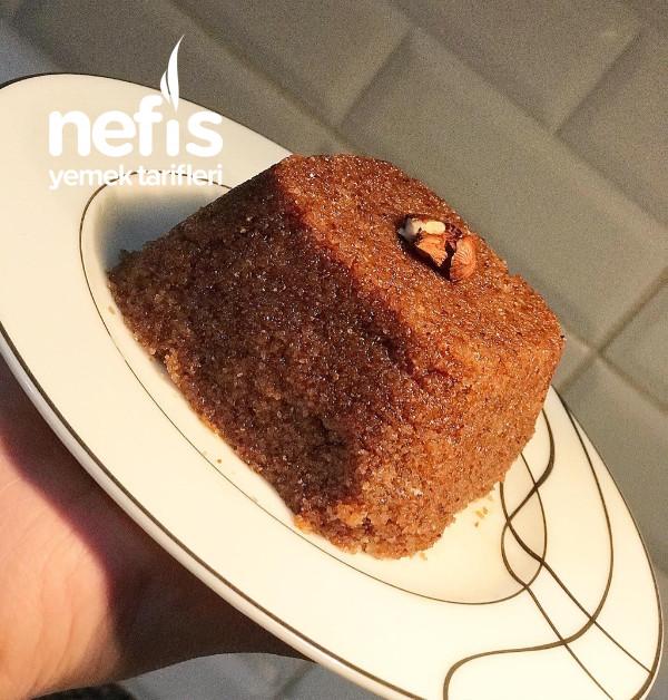 Nutellalı İrmik Helvası