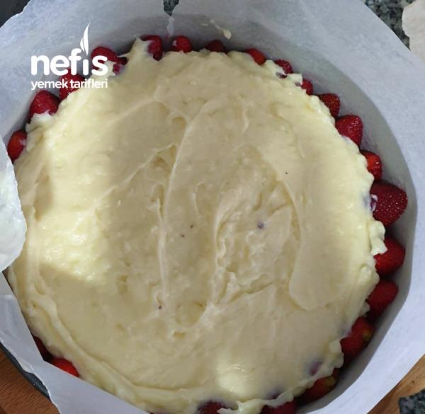 Çilekli Naked Pasta