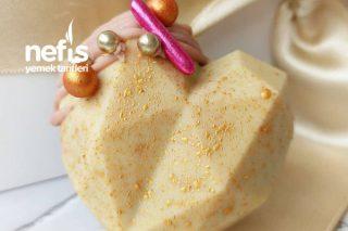 Elmas Kalp Çikolata (Anneler Gününe Özel) Tarifi