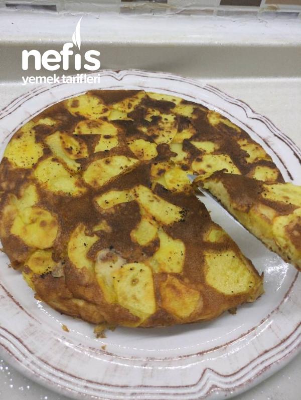 Kahvaltılık Patatesli Harika Börek Tarifi Mutlaka Deneyin