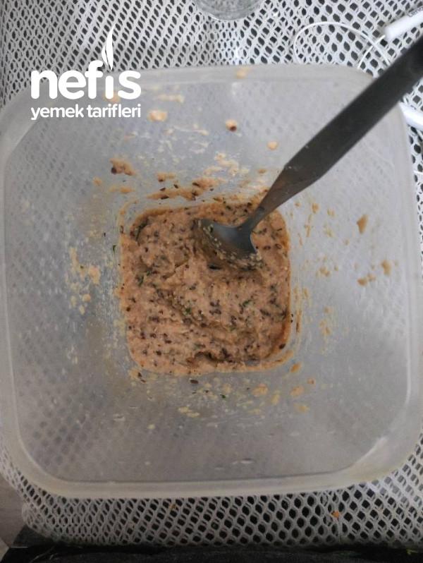 Mercimekli Omlet (Vegan/ Diyet)