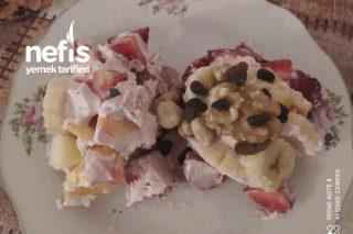 Meyveli Dondurma Tarifi