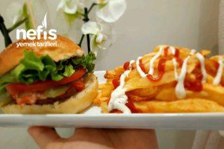 Muhteşem Hamburger Tarifi