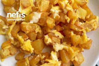 Patatesli Yumurta (Yumurta Sevmeyen Bebekler İçin) Tarifi