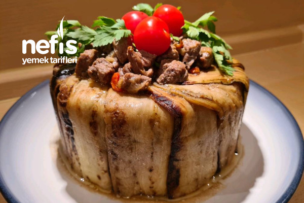 Patlıcanlı Pilav (Videolu)